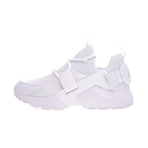 Nike Air Huarache City Low sneaker men and women sports shoes triple white