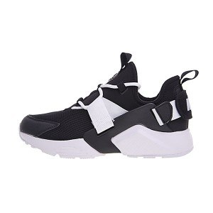 Nike Air Huarache City Low sneaker men and women sports shoes black white