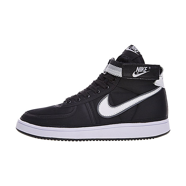 Nike Vandal High Supreme QS sneaker men's sports shoes black white grey