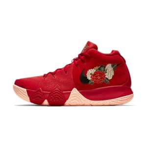 Nike Kyrie 4  CNY Chinese New Year men's basketball shoes university red