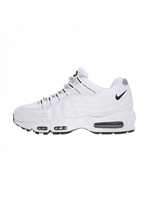 Nike Air Max 95 OG sneaker men and women running shoes white and black