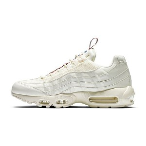 Nike Air Max 95 Pull Tab Pack sneaker men and women running shoes white