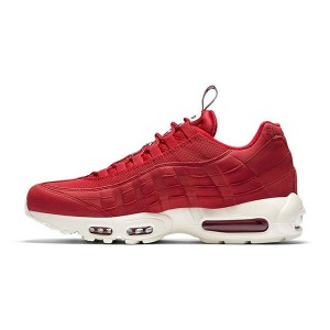 Nike Air Max 95 TT Pull Tab Pack sneaker men and women running shoes red