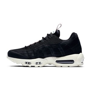 Nike Air Max 95 TT Pull Tab Pack men and women running shoes black white