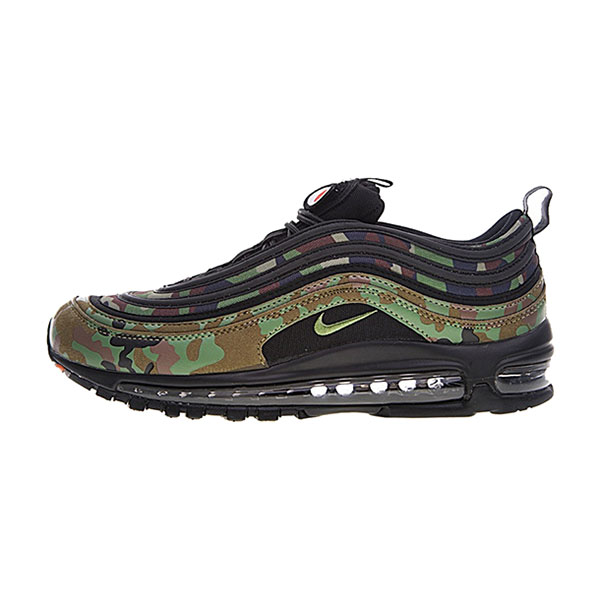Limited Nike Air Max 97 Country Camo Japan sneaker men's running shoes