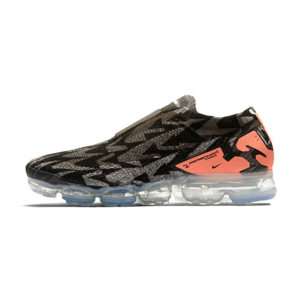 ACRONYM x Nike Air VaporMax Moc 2 sneaker men's running shoes green orange