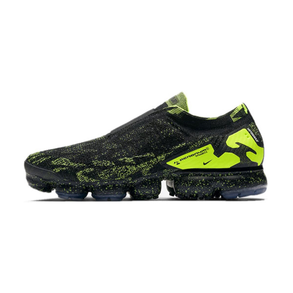 ACRONYM x Nike Air VaporMax Moc 2 sneaker men's running shoes black green