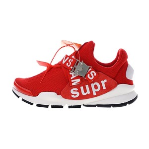 Supreme x Nike Sock Dart world famous sneaker men's running shoes sup red