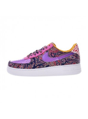 SagerStrong x Nike Air Force 1 Low Craig Sager men and women sports shoes