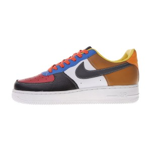 The Shoe Surgeon x Nike Air Force 1 Low what the scrap skateboarding shoes
