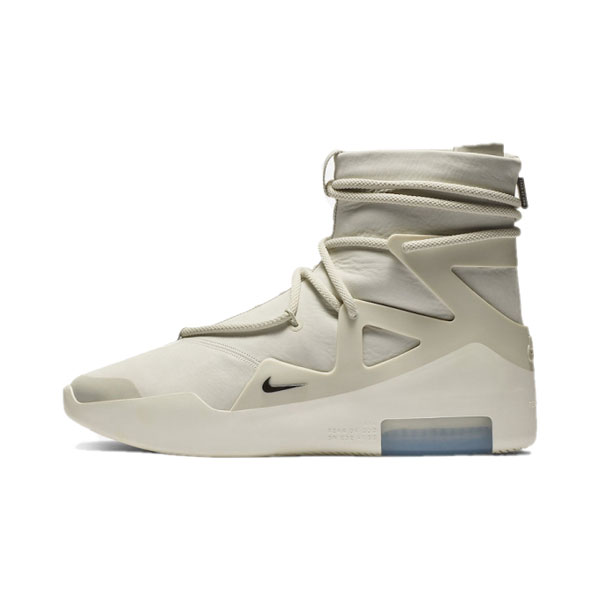Jerry Lorenzo x Nike Fear of God 1 Light Bone Sneaker Men Basketball shoes