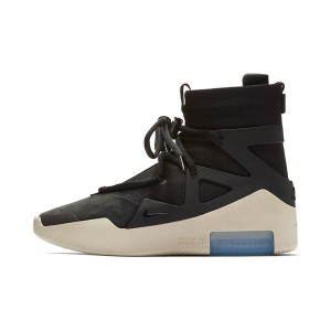 Jerry Lorenzo x Nike Fear of God 1 In Black Sneaker Men Basketball shoes