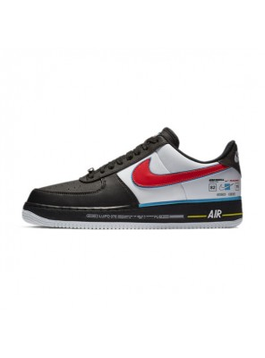 Nike Air Force 1 07 AS QS All Star Racing Sneaker Mens Skate Shoes