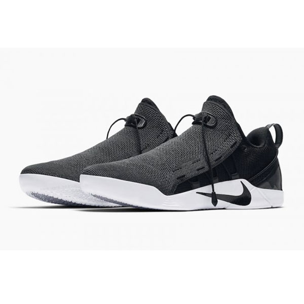 Nike Kobe a.d. nxt zk12 sneakers elite cheap mens basketball shoes black white