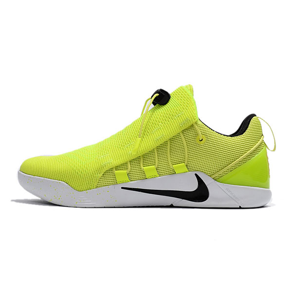 Nike Kobe a.d. nxt zk12 sneakers elite mens basketball shoes fluorescent green