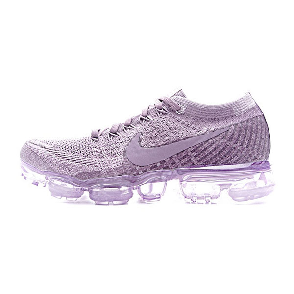 2017 nike air vapormax flyknit sneakers women's running shoes pure violet