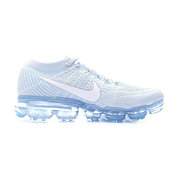 the best attitude c8f65 4624b 2017 nike air vapormax flyknit women and men running shoes glacier blue