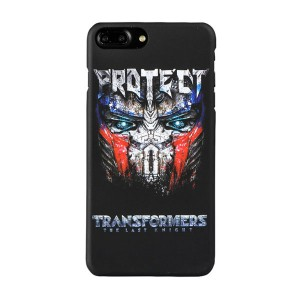 Transformers5 Optimus Prime Pattern apple iphone7 / 7plus scrub phone cases