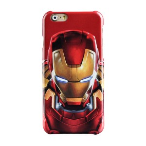 Creative Marvel iron Man pattern apple iphone6 / 6s / 6plus mobile phone cases