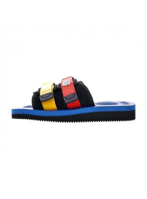 Needle God X Suicoke Moto-Vibeu slipper men and women sandals multicolor