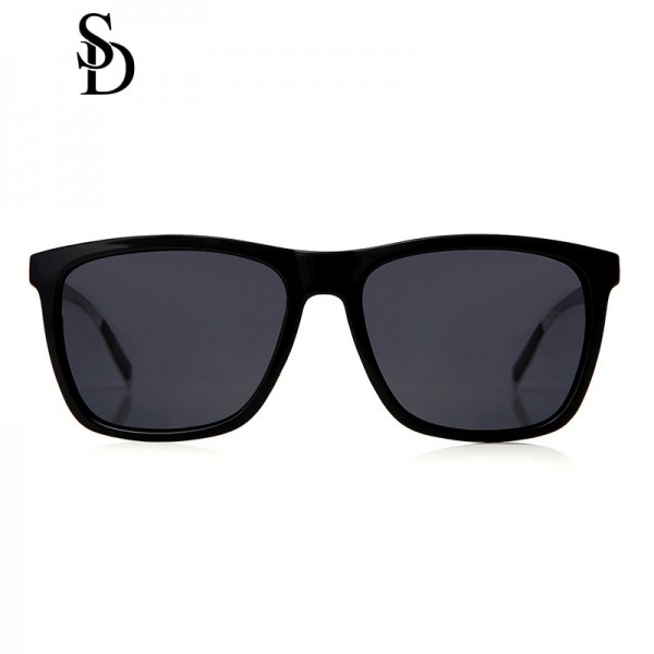 Sodear leisure polarized discount sunglasses for womens and mens black lens