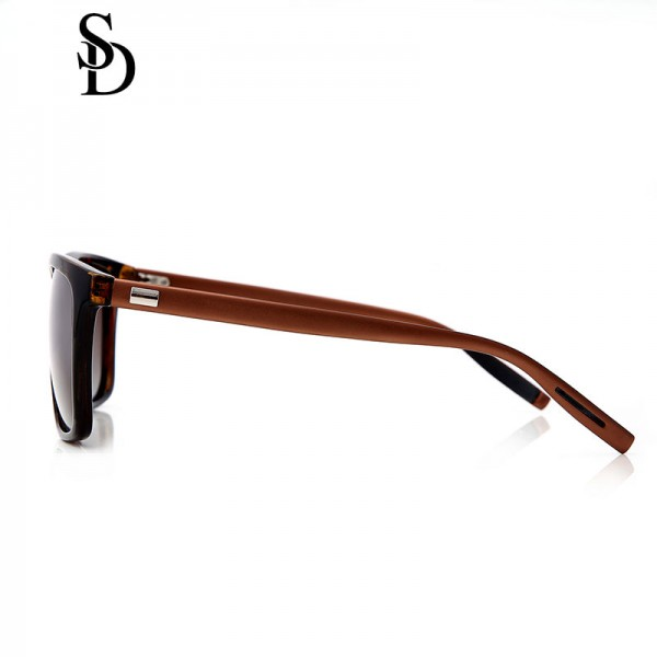 Sodear leisure polarized discount sunglasses for womens and mens tea slice