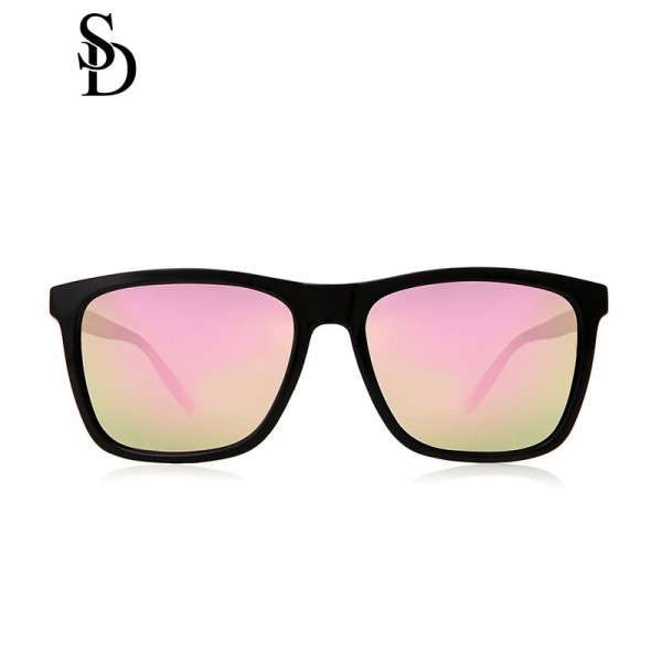 Sodear leisure polarized discount sunglasses for womens and mens pink lens