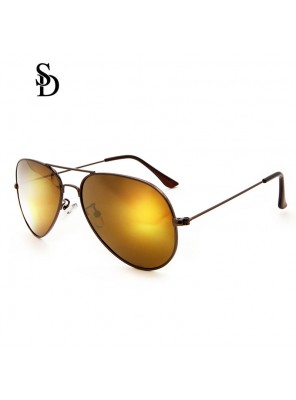 Sodear major suit polarized sunglasses womens and mens travel sunglasses brown