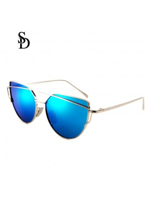 Sodear fashion polarized glasses elegant ladies travel sunglasses 2017 blue lens