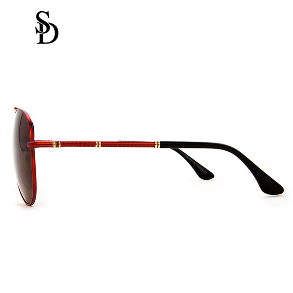 Sodear polarized glasses for womens & mens discount travel sunglasses red brown