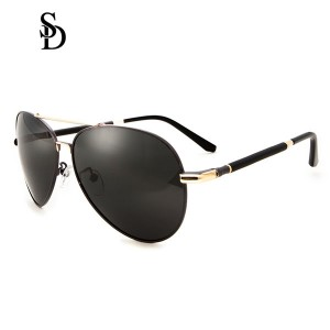 Sodear polarized travel sunglasses womens and mens sunglasses gold black