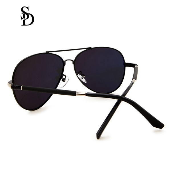 Sodear polarized travel sunglasses womens and mens sunglasses sliver black
