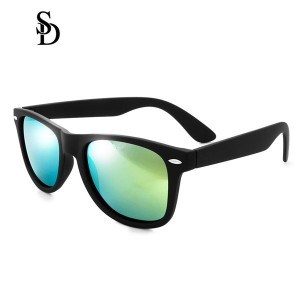 Sodear retro sunglasses 2017 fashion polarized couple sunglasses black green