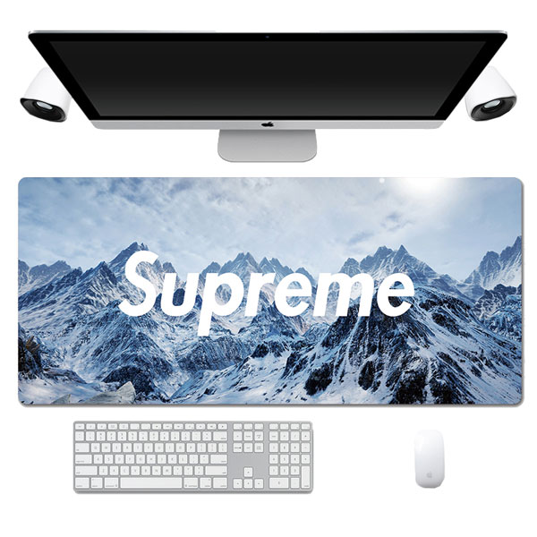 Fashion Supreme Mountain Pattern Lengthen Computer Gaming Mouse Pad