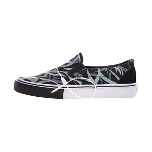 Limited CLOT x Vans Vault OG Egra Camo Slip-On LX men and women skate shoes