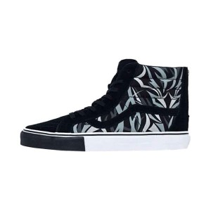 Limited CLOT x Vans Vault OG Egra Camo Sk8-Hi men and women skate shoes