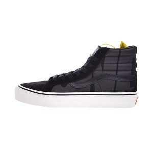 UNDEFEATED x Vans Vault OG Sk8-Hi sneaker men and women skate shoes black