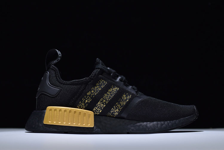Adidas nmd r1 x Versace boost sneakers men's running shoes