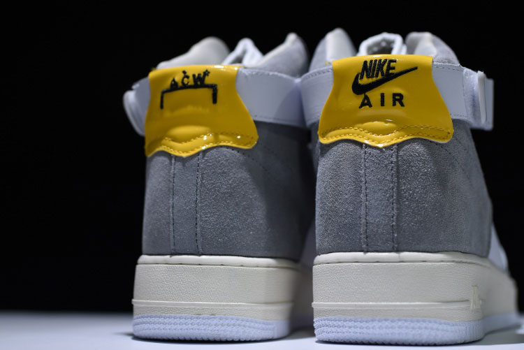 024452c3bfa Limited A COLD WALL  x Nike Air Force 1 High ACW Samuel Ross AF1 ...