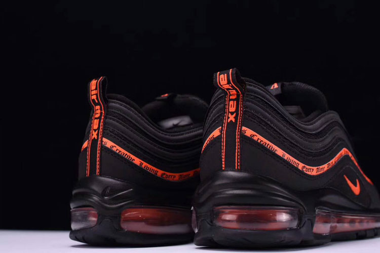 official photos 60983 aed71 VLONE x NIKE Air Max 97 OG bullet sneakers men's running ...