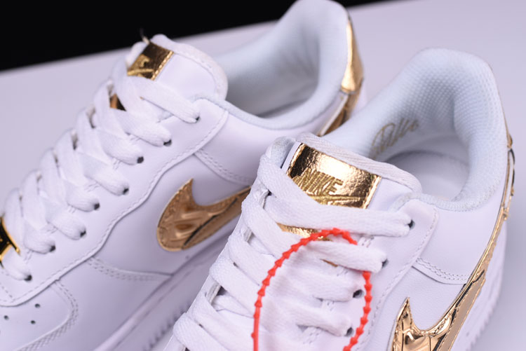 fd65f052a Cristiano Ronaldo x Nike Air Force 1 Low CR7 Golden Patchwork ...